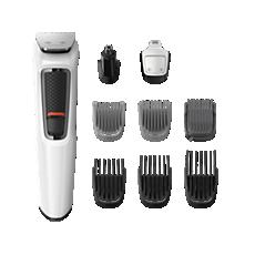 MG3758/15 -   Multigroom series 3000 9-in-1, für Gesicht und Haare