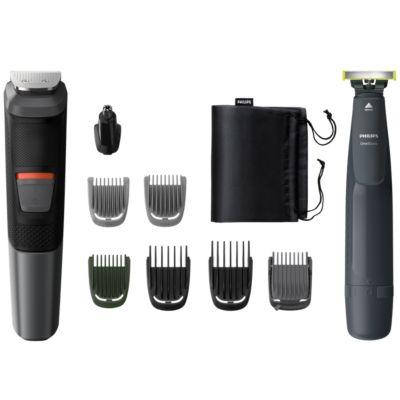 Philips Multigroom series 5000 - 10-i-1, ansigt, hår og krop - MG5716/90