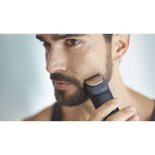 Multigroom series 5000 9-in-1, für Gesicht und Haare