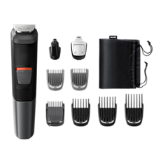 MG5720/15 Multigroom series 5000 9-in-1, Face and Hair
