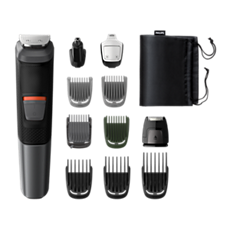 MG5730/15 Multigroom series 5000 11-in-1, Face, Hair and Body