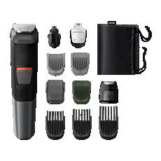 MG5730/15 Multigroom series 5000 11-i-1, groomingsett for ansikt, hår og kropp