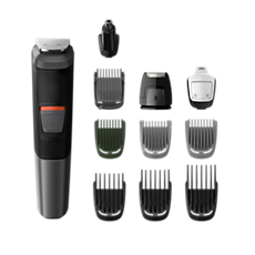 MG5730/33 Multigroom series 5000 11-in-1, Face, Hair and Body