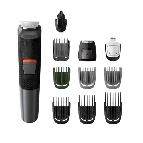 11 tools 11-in-1, Face, Hair and Body