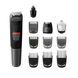 Multigroom series 5000 11-in-1, Face, Hair and Body