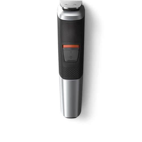 Multigroom series 5000 12 in 1, Barba, capelli e corpo