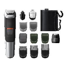 MG5740/15 -   Multigroom series 5000 Zastřihovač vousů, vlasů a tělový zastřihovač