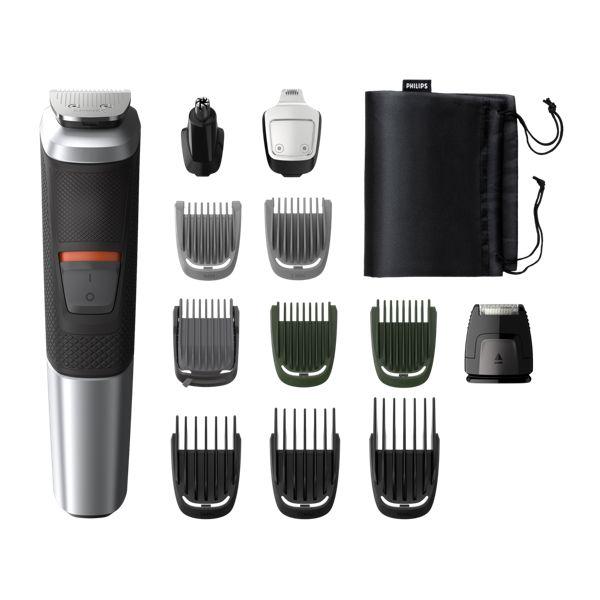 Philips MG5740/15 Philips Multigroom series 5000 Zastřihovač vousů, vlasů a tělový zastřihovač