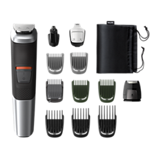 MG5740/15 Multigroom series 5000 12-in-1, Face, Hair and Body