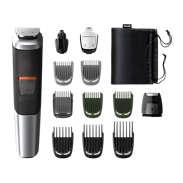 Multigroom series 5000 12-in-1, kasvot, hiukset ja vartalo