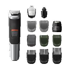 MG5740/18 Multigroom series 5000 Cara, cabello y cuerpo 12 en 1