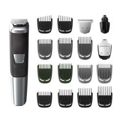 Norelco Multigroom 5000 Face, Head and Body