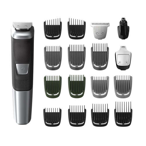 18 Pieces DualCut blades Face, Head and Body