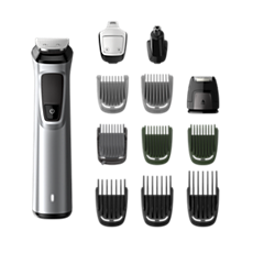 MG7710/13 Multigroom series 7000 12-in-1, Face, Hair and Body