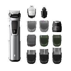 MG7710/15 -   Multigroom series 7000 12-i-1, groomingsett for ansikt, hår og kropp