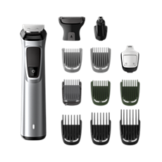 MG7715/15 Multigroom series 7000 13-in-1, Face, Hair and Body