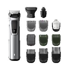 MG7715/15 Multigroom series 7000 Rostro, cabello y cuerpo, 13 en 1