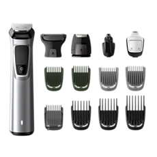 MG7720/13 Multigroom series 7000 14-in-1, Face, Hair and Body