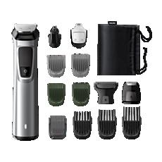 MG7720/15 Multigroom series 7000 14 en 1, rostro, cabello y cuerpo