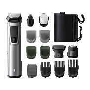 Multigroom series 7000 14-in-1-trimmeri kasvoille, hiuksille ja vartalolle