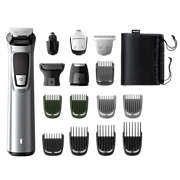 Multigroom series 7000 16 in 1, Barba, capelli e corpo