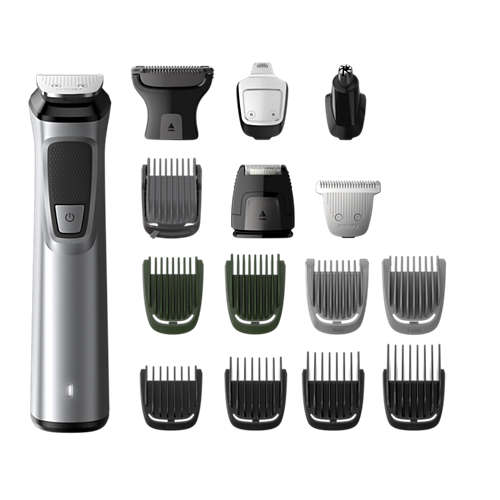 Multigroom series 7000 16-in-1, für Gesicht, Haare und Körper