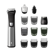 MG7735/15 Multigroom series 7000 12-in-1, Face, Hair and Body