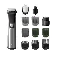 MG7735/15 Multigroom series 7000 Cara, cabello y cuerpo 12 en 1