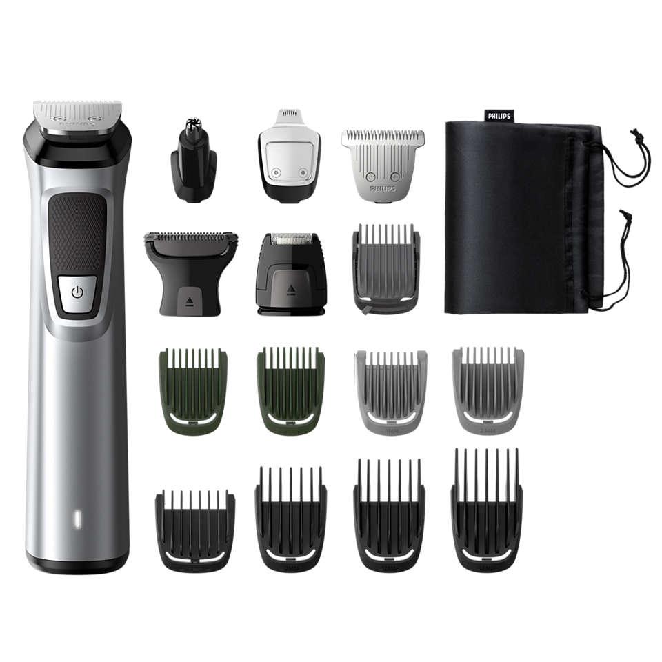 Ένα εργαλείο περιποίησης για πρόσωπο, μαλλιά και σώμα