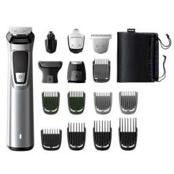 Multigroom series 7000 16-in-1, kasvot, hiukset ja vartalo
