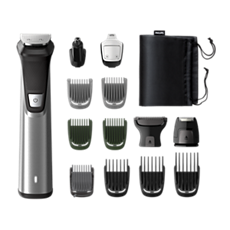 MG7745/15 Multigroom series 7000 14-in-1, Face, Hair and Body