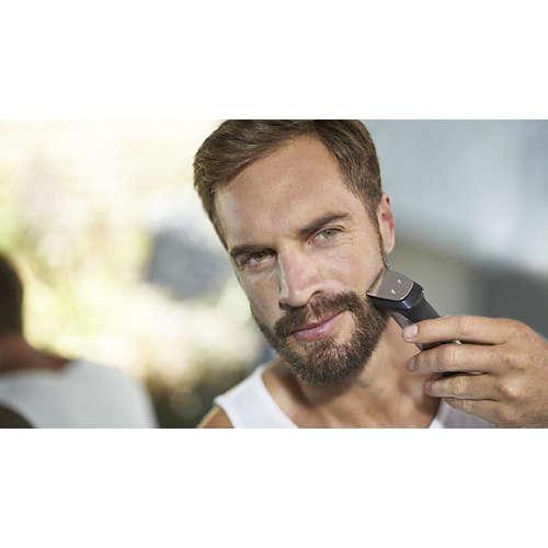 Multigroom series 7000 18-i-1, groomingsett for ansikt, hår og kropp