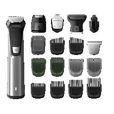 MG7770/15 Multigroom series 7000 18-in-1, für Gesicht, Haare und Körper