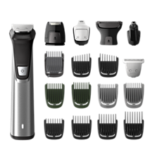 MG7770/15 Multigroom series 7000 18-in-1, Face, Hair and Body