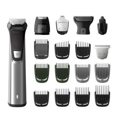 Philips Multigroom series 7000 18 in 1, Barba, capelli e corpo MG7770/15