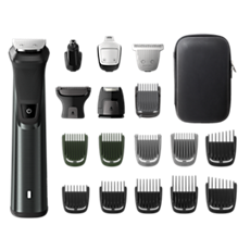 MG7785/20 Multigroom series 7000 18-in-1, Face, Hair and Body