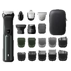 MG7785/20 Multigroom series 7000 18 v 1, obrazne dlake, lasje in dlake po telesu
