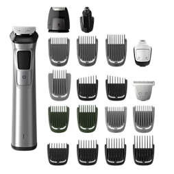 Multigroom series 7000 Face, Head and Body