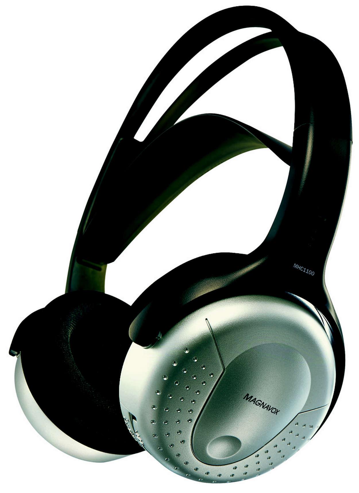 Kabelloser UKW-Kopfhörer