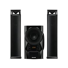 MMS2160B/94  Multimedia Speakers 2.1