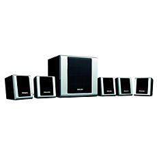 MMS260/00 -    Multimedialuidspreker 5.1