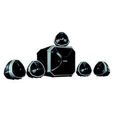 MMS460/00  Multimedia Speaker 5.1
