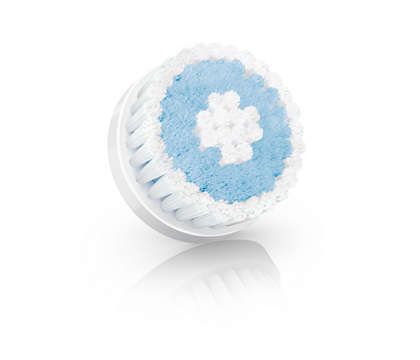 Replacement brush head for Sensitive skin