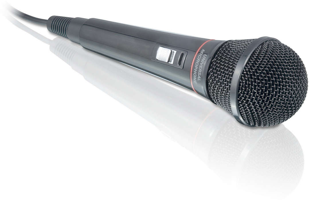Great for karaoke