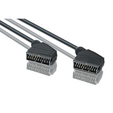MWV2543T/10  Scart-kabel