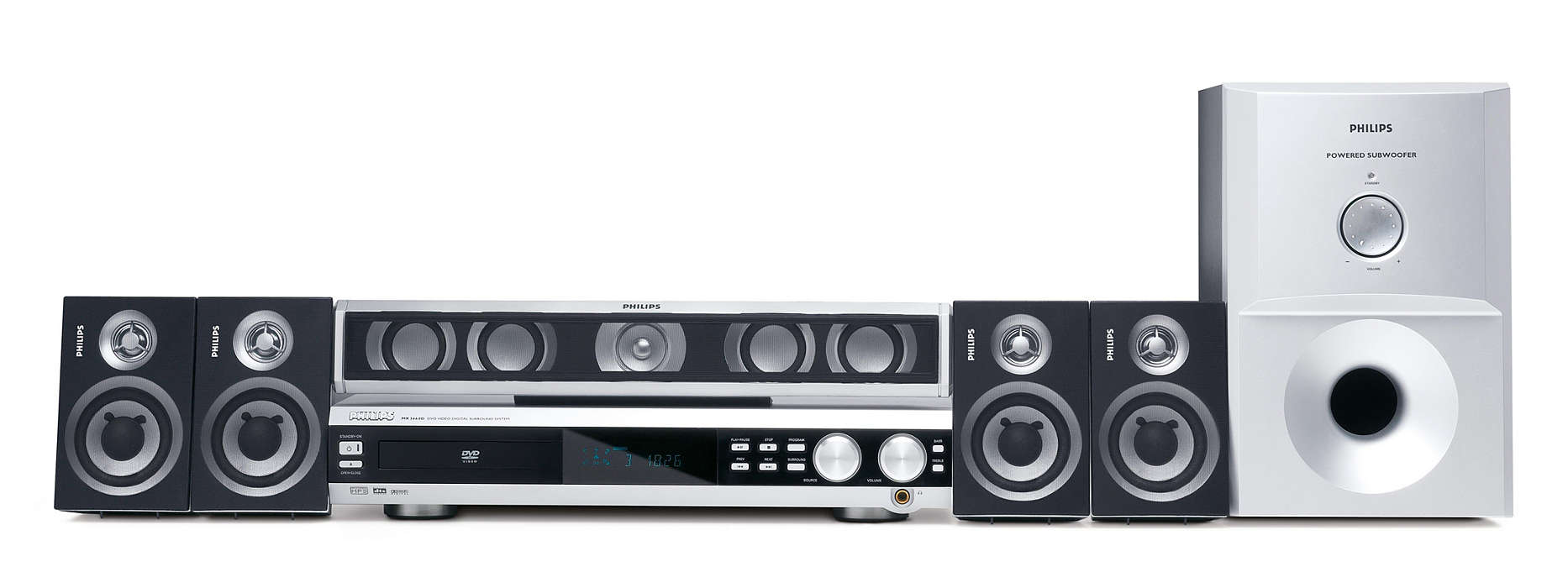 Turn your Living Room into a Digital Home Theater