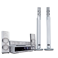 MX5600D/37 -    DVD/SACD home theater system
