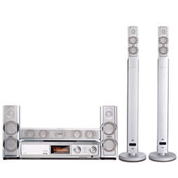 Wireless Home Entertainment-System