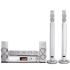 MX6000I/22S -    Wireless Home Theatre System