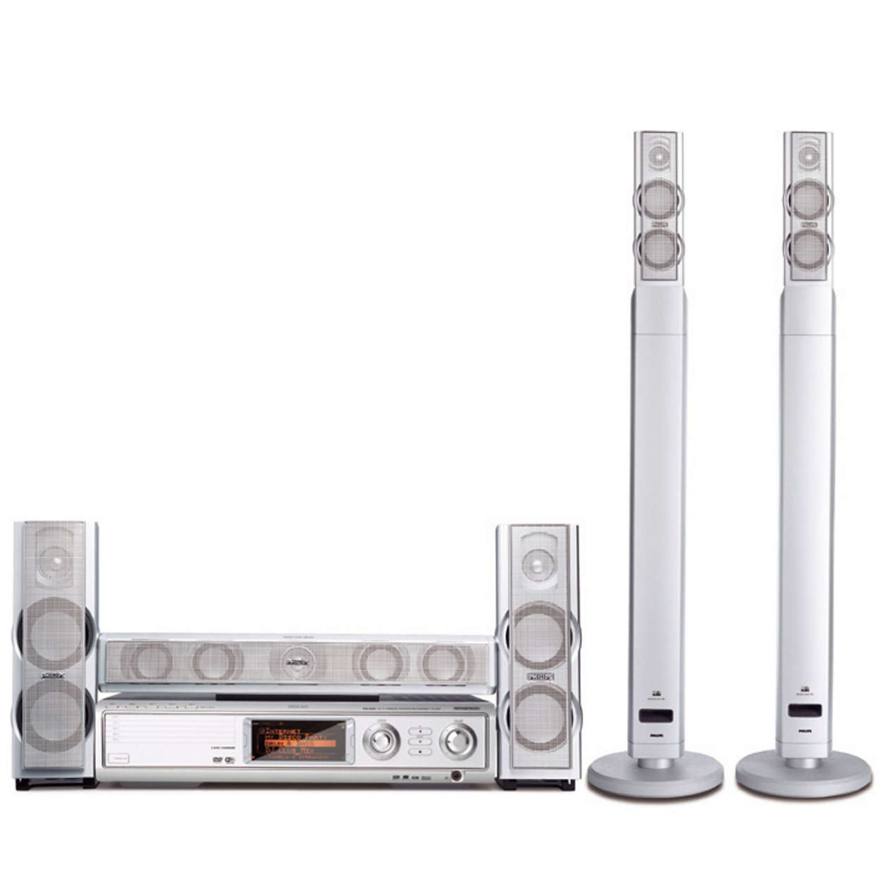 Wireless Home Theater System MX6000I/37 | Philips